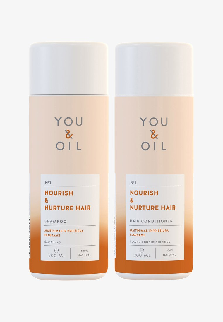 YOU & OIL - HAIR CARE SET - Haarset - -