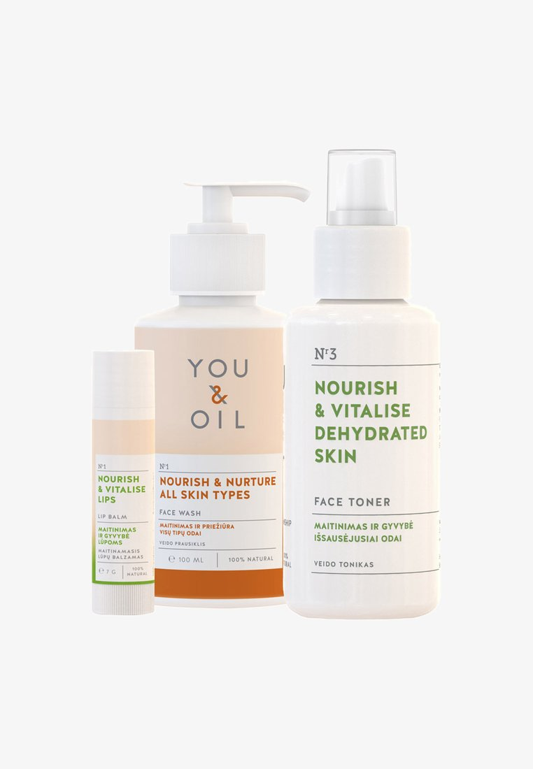 YOU & OIL - FACE CARE SET - Huidverzorgingsset - -
