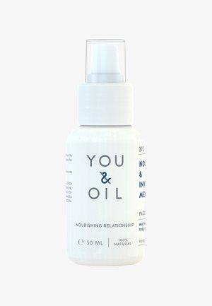 FACE OIL 50 ML NOURISH & INVIGORATE MEN'S SKIN - Olio viso - -