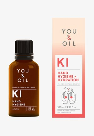 KI HYDRO-ALCOHOL HAND LIQUID - Hand cream - -