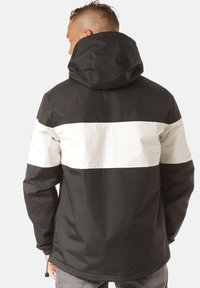 Young and Reckless - OVER ANORAK - Veste coupe-vent - black - 1