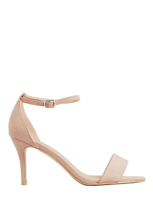 LIMITED COLLECTION STRAPPY IN EXTRA WIDE FIT - High heeled sandals - beige