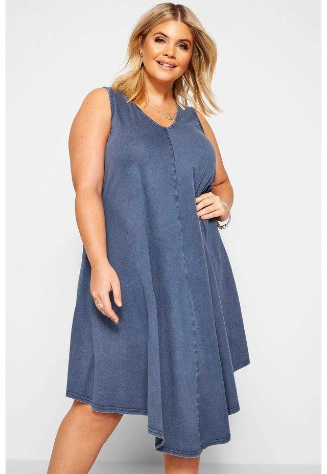 SWING  - Day dress - blue