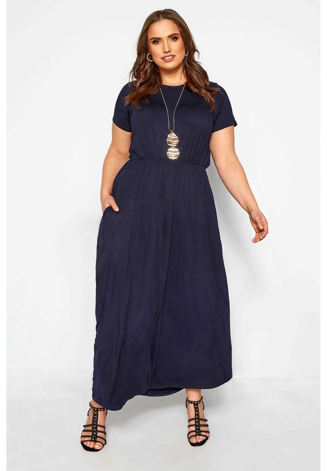 LONDON - Maxi dress - blue