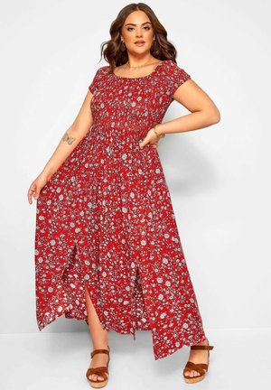BARDOT  - Maxi dress - red