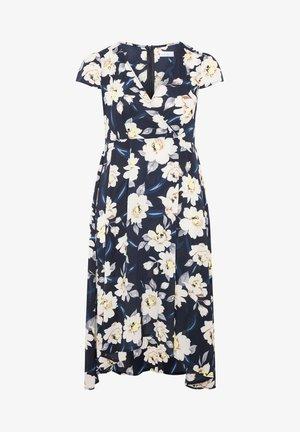 LONDON - Day dress - blue