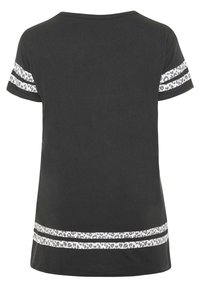 Yours Clothing - T-Shirt print - black - 6