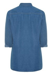 Yours Clothing - Button-down blouse - blue - 4