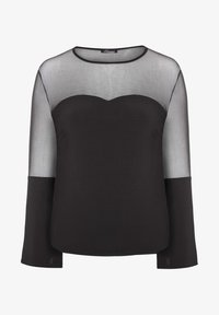 Yours Clothing - LIMITED COLLECTION  - Blouse - black - 3
