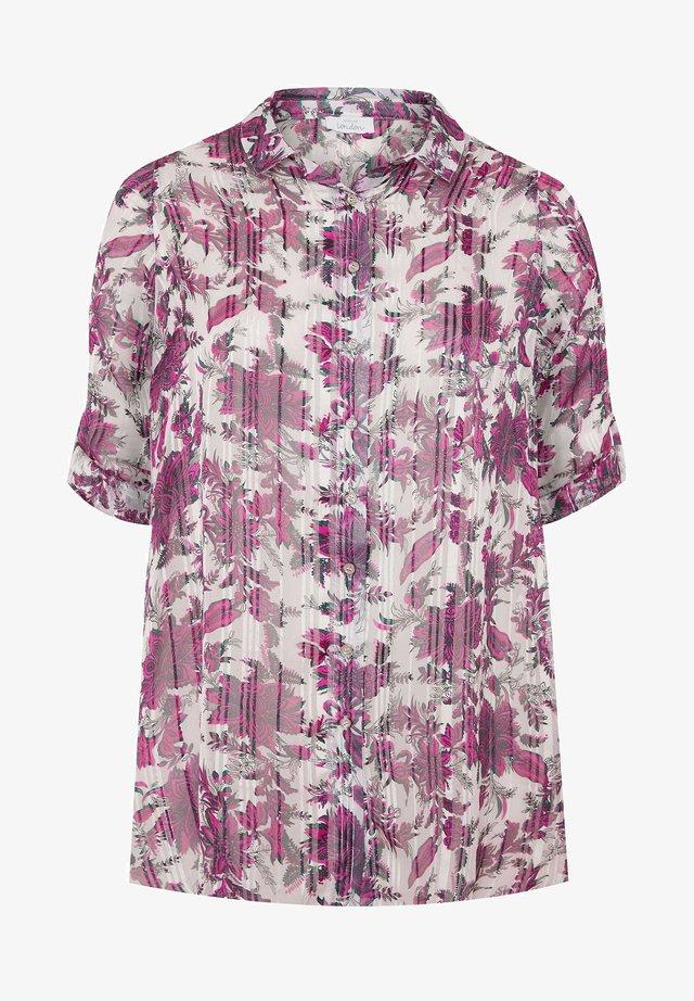 LONDON - Button-down blouse - pink