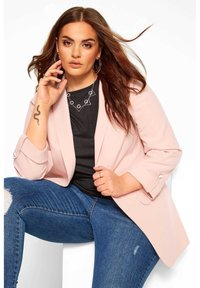 Yours Clothing - Blazer - pink - 1