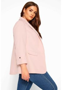 Yours Clothing - Blazer - pink - 2