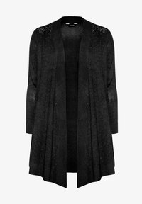 Yours Clothing - Cardigan - black - 3
