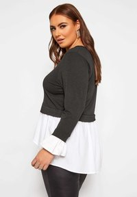 Yours Clothing - Sweatshirt - black - 2