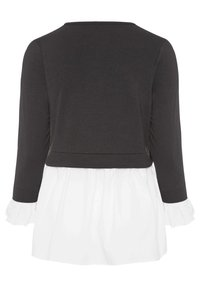 Yours Clothing - Sweatshirt - black - 5