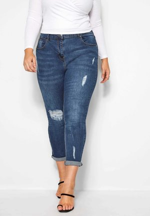 MOM  - Jeans Skinny Fit - blue