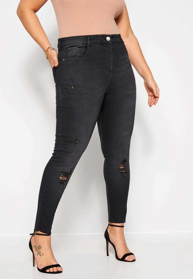 AVA - Jeans Skinny Fit - black