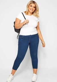 Yours Clothing - Jeggings - blue - 1