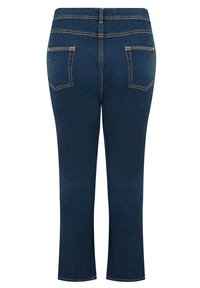 Yours Clothing - ISLA  - Bootcut jeans - blue - 3
