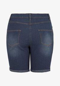 Yours Clothing - Denim shorts - blue - 2