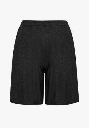 BLACK JERSEY PULL ON  - Shorts - black