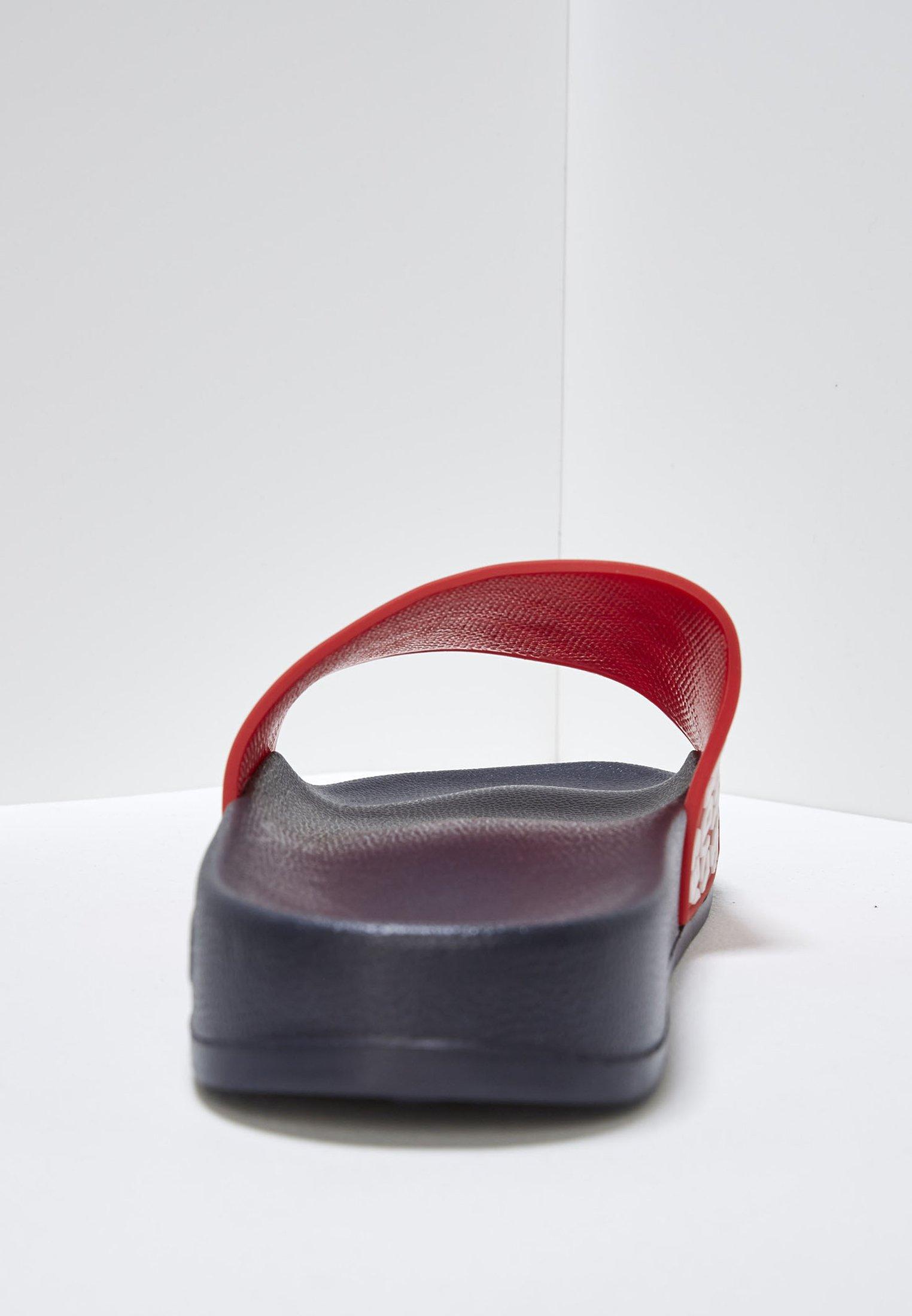 Slydes Sandales de bain - red