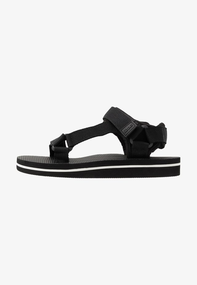 NITRO - Sandaler - black