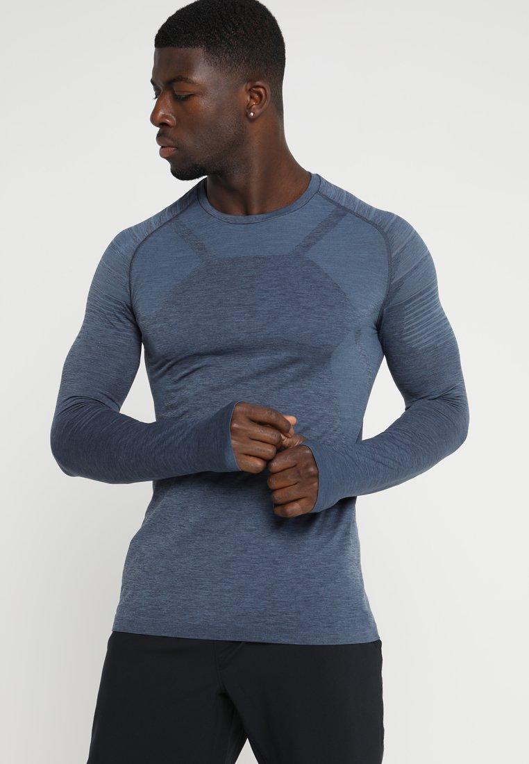 Your Turn Active - T-shirt sportiva - mood indigo