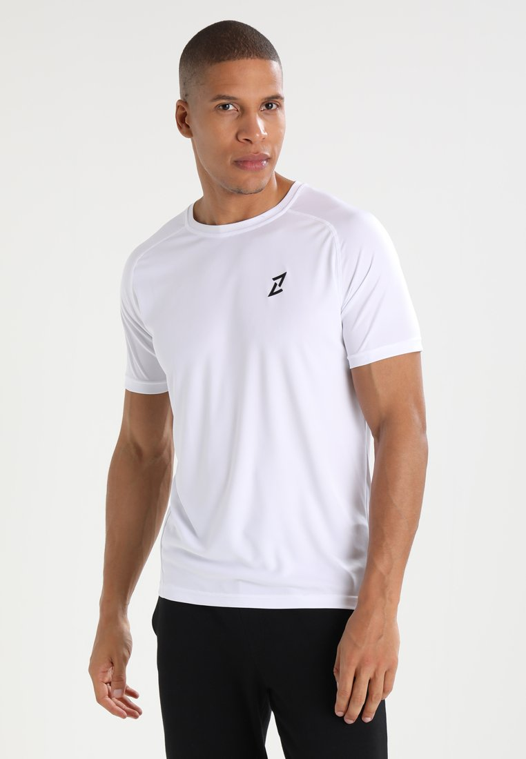 Your Turn Active - Print T-shirt - bright white