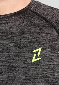 Your Turn Active - T-shirts print - jet black - 3