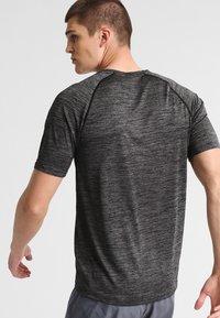 Your Turn Active - T-shirts print - jet black - 2