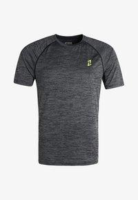 Your Turn Active - T-shirts print - jet black - 6