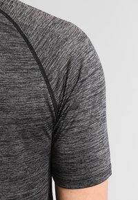 Your Turn Active - T-shirts print - jet black - 5