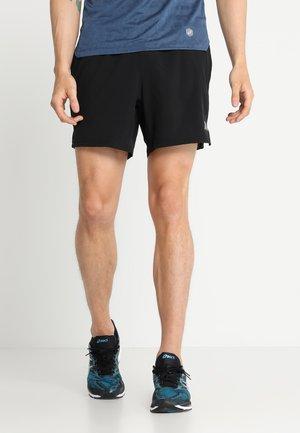 Pantalón corto de deporte - jet black