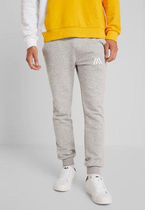 Pantalones deportivos - mottled grey