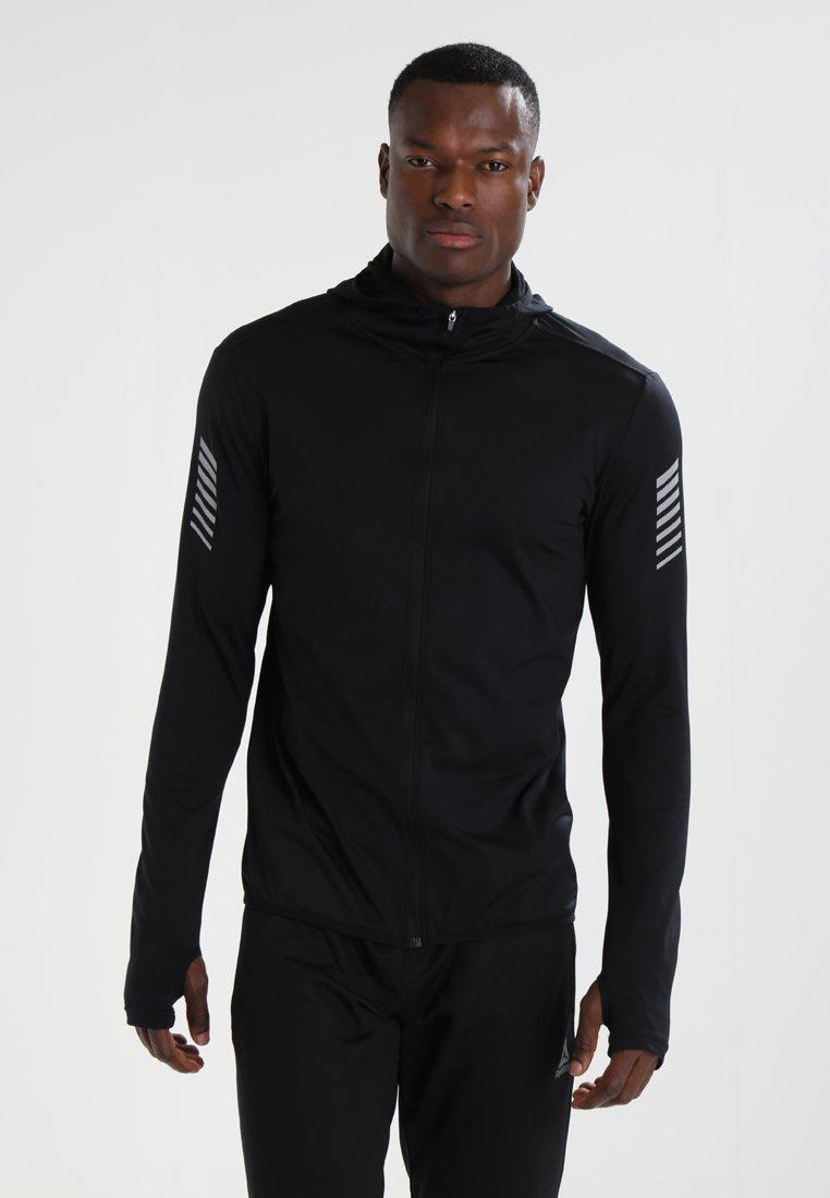 Your Turn Active - Fleece jacket - jet black