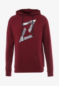 Your Turn Active - Hoodie - bordeaux - 3