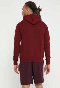 Your Turn Active - Hoodie - bordeaux - 2