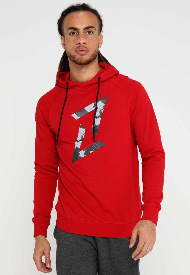 Your Turn Active - Kapuzenpullover - red