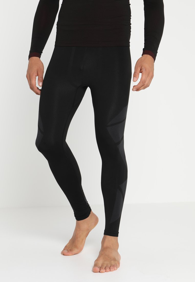 Your Turn Active - Calzoncillo largo - black/anthracite