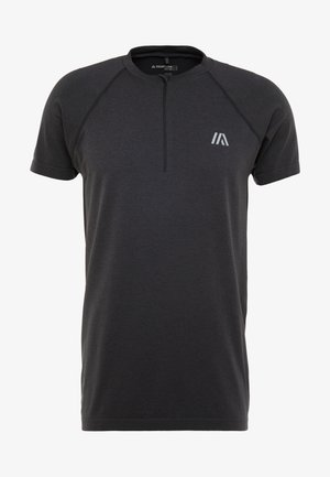 T-shirt con stampa - dark gray