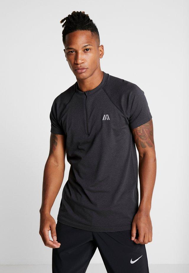 T-shirt con stampa - dark gray