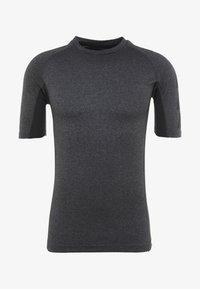 Your Turn Active - Print T-shirt - dark gray - 4