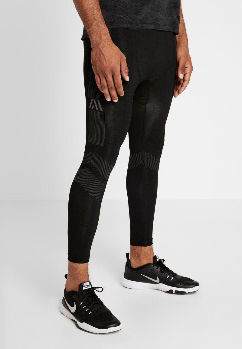 Your Turn Active - Dlouhé spodní prádlo - black