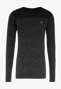 Your Turn Active - T-shirt sportiva - mottled grey - 3