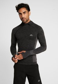 Your Turn Active - T-shirt sportiva - black - 0