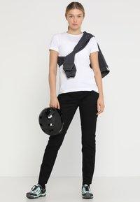 Ziener - ROSL - T-shirt med print - white - 1