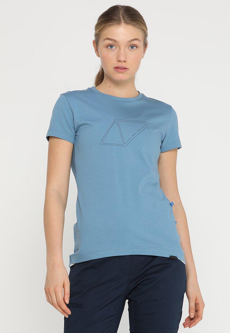 Ziener - ROSL - Camiseta estampada - eclipse blue