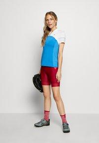 Ziener - NEYA - T-Shirt print - light blue - 1
