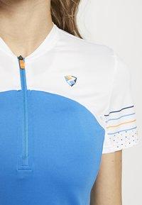 Ziener - NEYA - T-Shirt print - light blue - 4